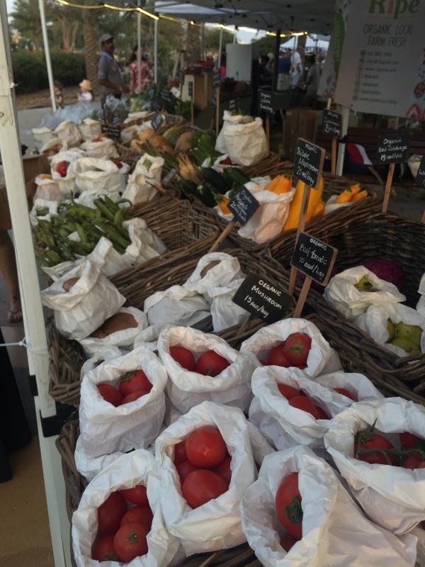 Produce at Ripe